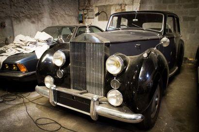 1951   ROLLS-ROYCE   SILVER DAWN   Châssis...