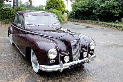 1951   SALMSON G72   RANDONNEE   Châssis...