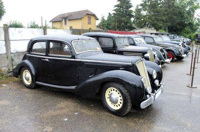 1951   SALMSON S4-61   Châssis n°62743...