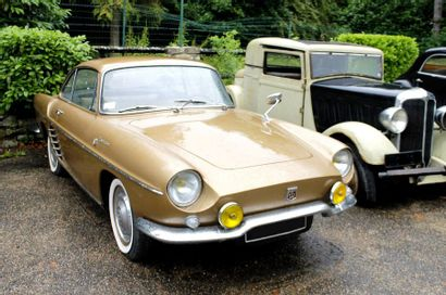 1961   RENAULT   FLORIDE R1092   Châssis...