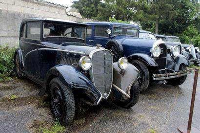 1927  CITROEN B14  BUSSON  Modèle unique...
