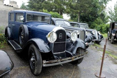 1929   DELAHAYE   TYPE 112   BERLINE ...