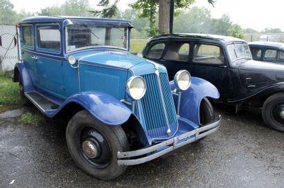 1930   RENAULT   VIVASTELLA   TYPE PG4...