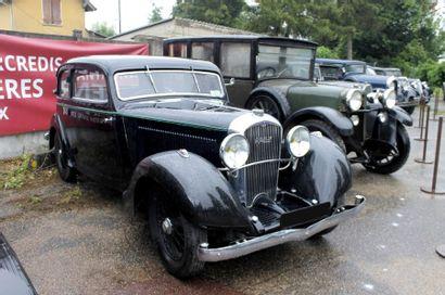 1931   RALLY TYPE   R15C COACH   Châssis...