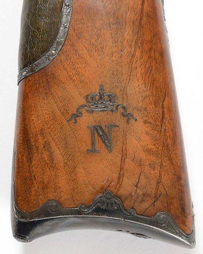 rare fusil des chasses royales et imperiales de l'empereur napoleon ier Beau fusil...
