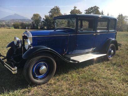 1930 CITROËN C6 F