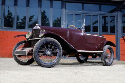 1925 SALMSON VAL 3