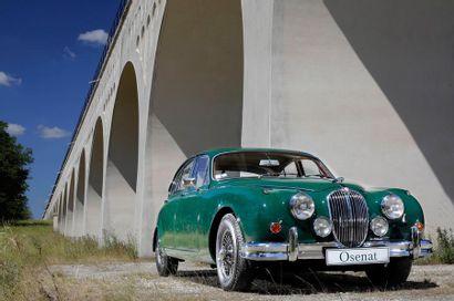 1963 JAGUAR MK.II 3,8L
