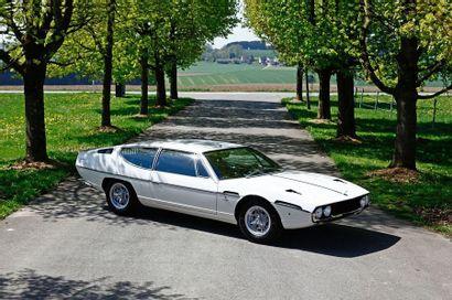 1969 LAMBORGHINI ESPADA S1