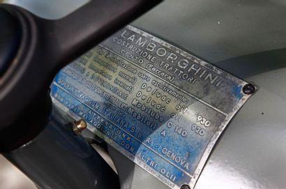 1953 LAMBORGHINI DL20 Numéro de série 6765-923  Superbe état de restauration  L'une...