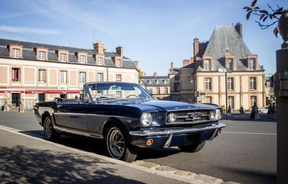 1965 FORD MUSTANG CABRIOLET