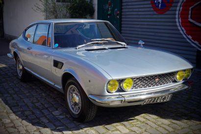 1968 FIAT DINO COUPE 2000