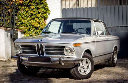 1972 BMW 2002 BAUR