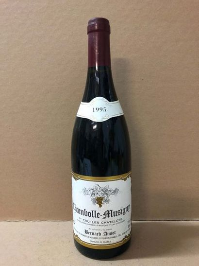 6 Blle CHAMBOLLE MUSIGNY LES CHATELOTS (B.Amiot)...