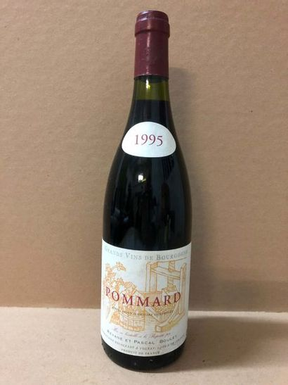 6 Blle POMMARD (Pascal Bouley) 1995 - Très...