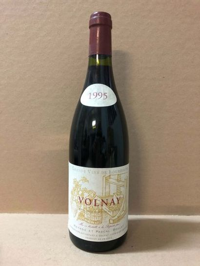 6 Blle VOLNAY (Pascal Bouley) 1995 - Bel...