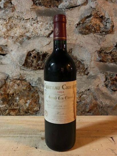 6 Blle Château CHAUVIN (St Emilion GCC) 1994...