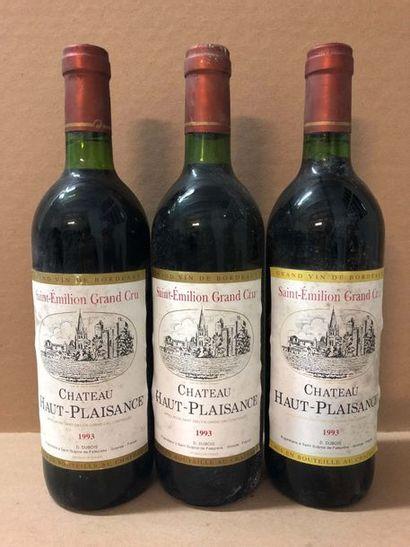 3 Blle Château HAUT PLAISANCE (St Emilion...