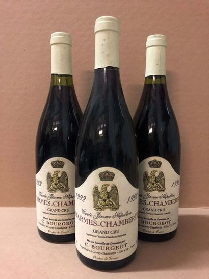 3 Blle CHARMES CHAMBERTIN GC (C.Bourgeot)...