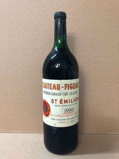 1 Mag Château FIGEAC (St Emilion GCC1) 1990...