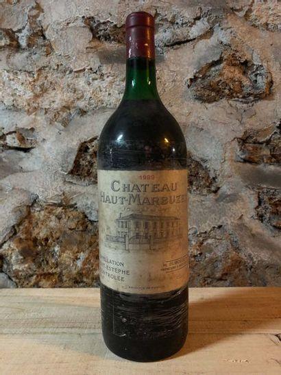 1 Mag Château HAUT MARBUZET (St Estèphe)...
