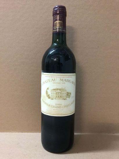 1 Blle Château MARGAUX (Margaux) 1988 - ...