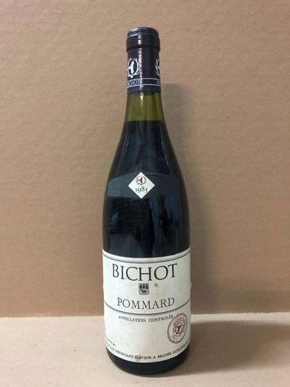 1 Blle POMMARD (Bichot) 1985 - Belle