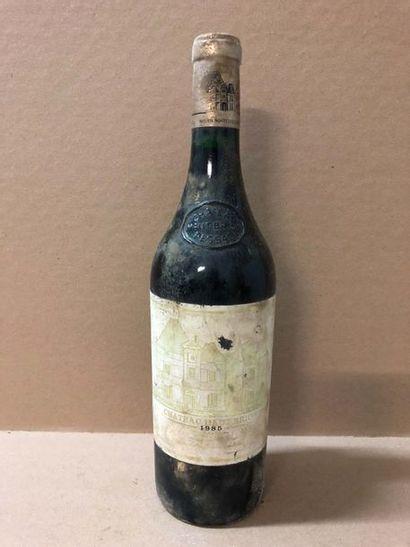 1 Blle Château HAUT BRION (Graves) 1985 -...