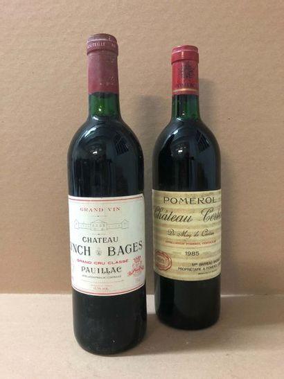 1 Blle Château CERTAN DE MAY (Pomerol) 1985...