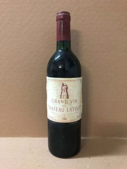 1 Blle Château LATOUR (Pauillac) 1985 - ...