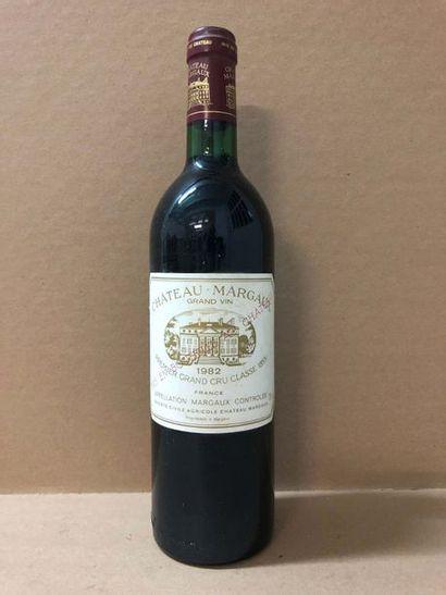1 Blle Château MARGAUX (Margaux) 1982 - ...