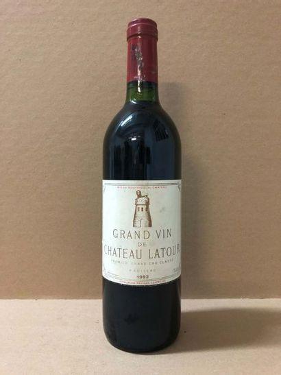 1 Blle Château LATOUR (Pauillac) 1982 - ...