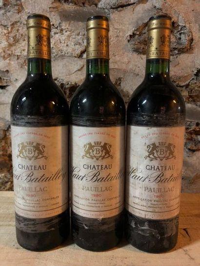 3 Blle Chateau HAUT BATAILLEY (Pauillac)...