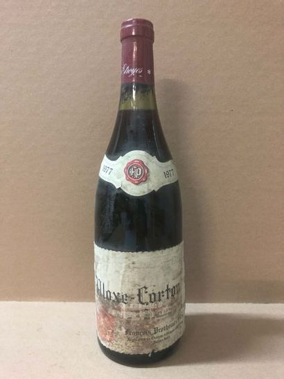 1 Blle ALOXE CORTON CHT D'ETROYES (Protheau)...