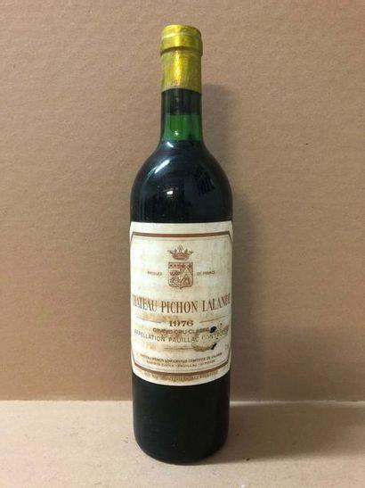 1 Blle Château PICHON LONG.COMTESSE (Pauillac)...