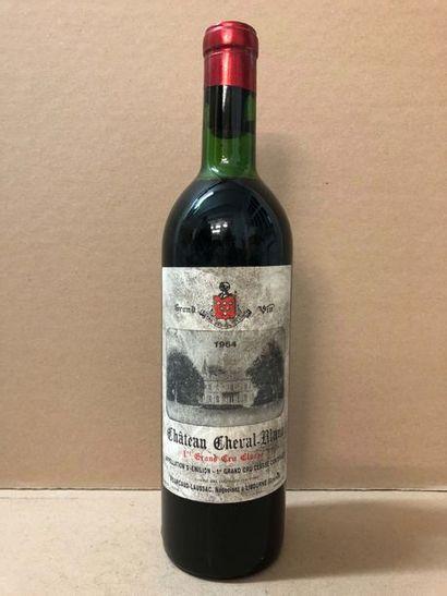 1 Blle Château CHEVAL BLANC (St Emilion 1er...