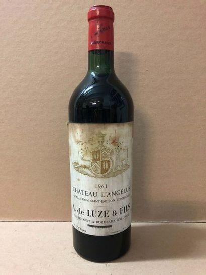 1 Blle Château ANGELUS (St Emilion GCC1)...