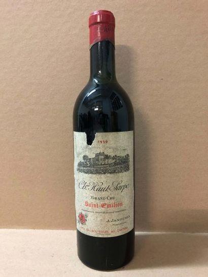 1 Blle Château HAUT SARPE (St Emilion GC)...