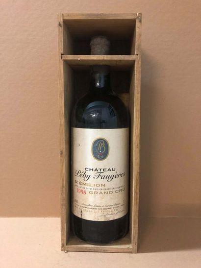 1DMg Château FAUGERES (St Emilion GC) 1998...