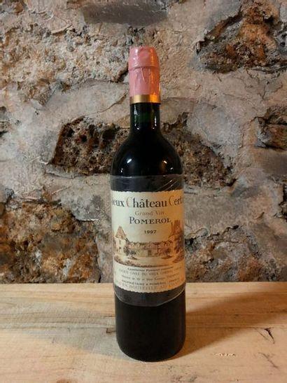 1 Blle Château VIEUX CERTAN (Pomerol) 1997...