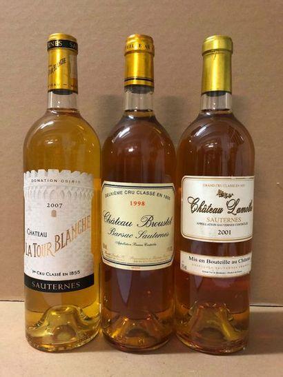 1 Blle Château LA TOUR BLANCHE (Sauternes)...