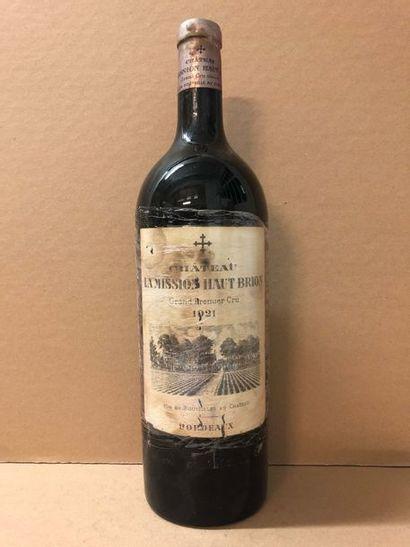1 Mag Château MISSION HAUT BRION (Graves)...