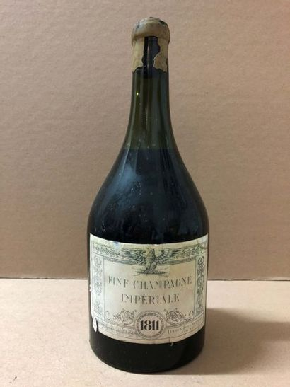 1 Blle GRANDE FINE CHAMPAGNE 1811 - Très...