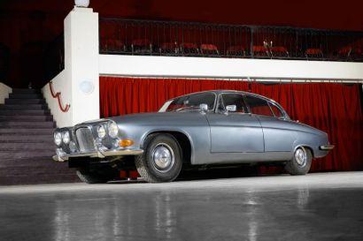 1963  JAGUAR MARK X  Numéro de série 352972BW78...