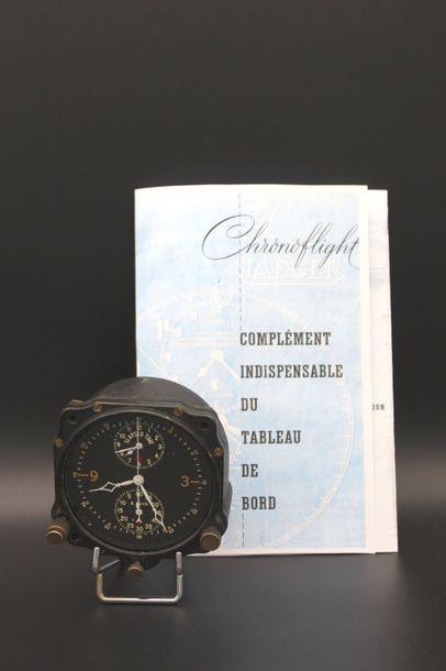 """Chronoflight par Jaeger Watch C° USA""  Chronoflight par Jaeger Watch C° USA, modèle..."