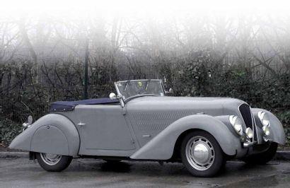 1939 Georges Irat 11 cv Type OLC3