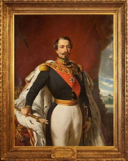 WINTERHALTER Franz Xaver (20 avril 1805 – 8 juillet 1873) et son atelier. École...