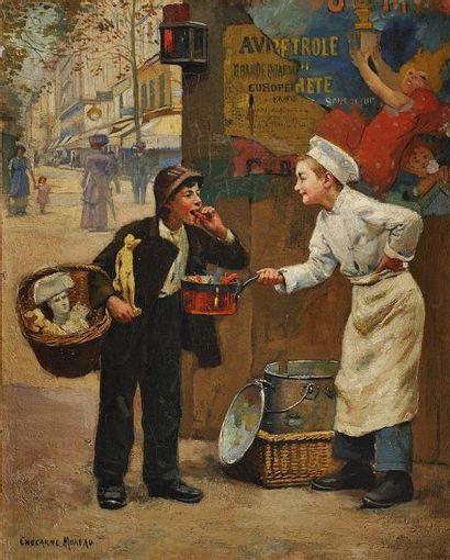 Paul Charles CHOCARNE MOREAU (1855 – 1931) La...