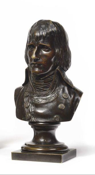 Jean Auguste BARRE, d'après. Ecole française....