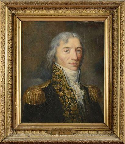 S.ALAUSSOIR, d'après RIOULT. Ecole française...